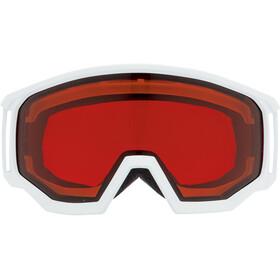 UVEX Athletic LGL Masque, white/lasergold lite